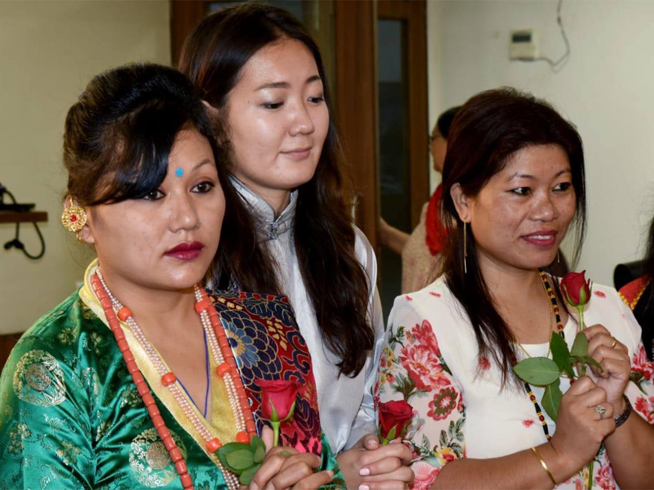 À l'occasion de la Journée internationale des femmes autochtones, nous reconnaissons leur travail dans la conservation des terres