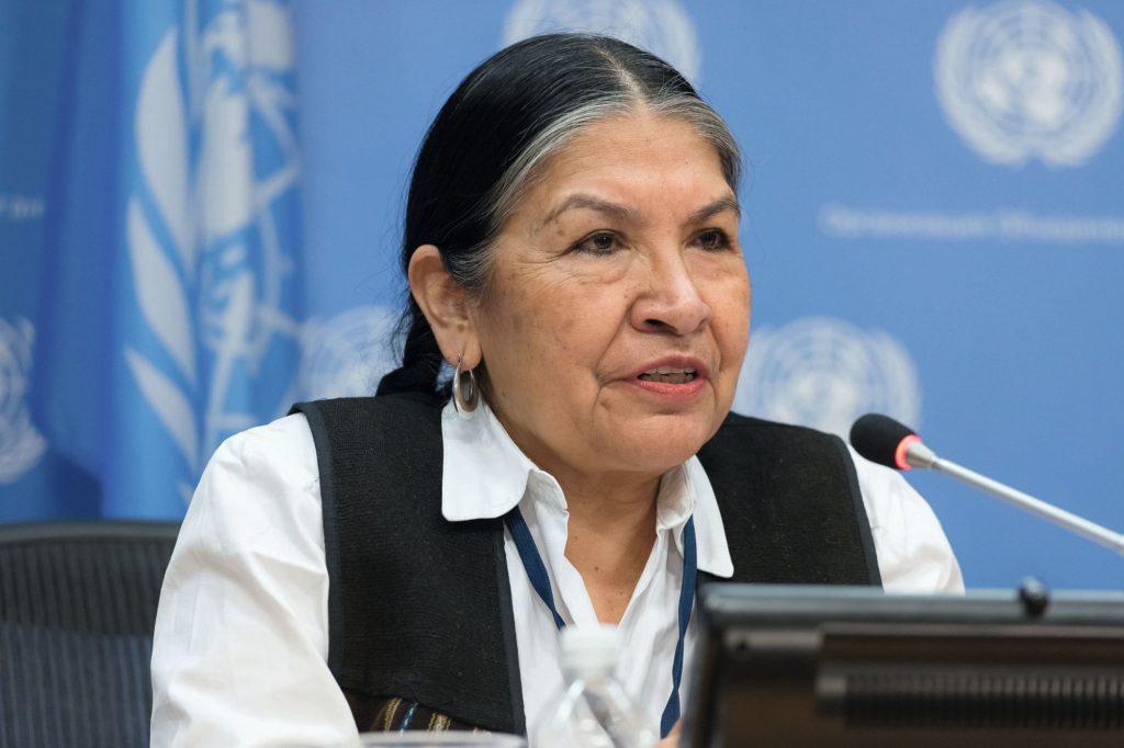 Tarcila Rivera Zea