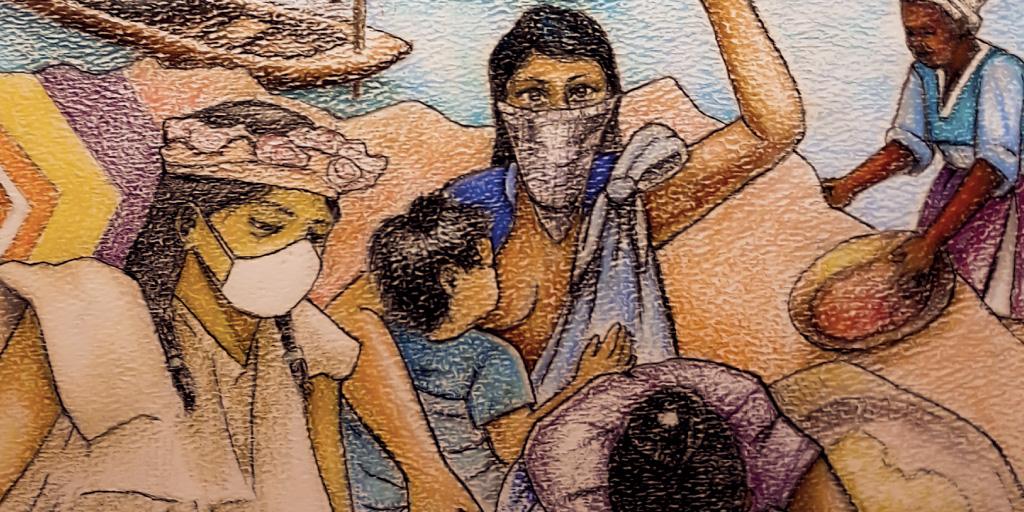 El impacto del COVID-19 en la vida de las Mujeres Indígenas