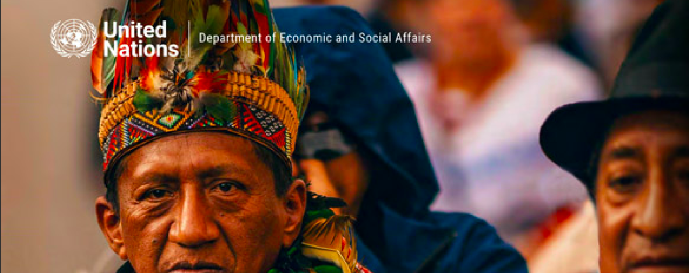 State of the World's Indigenous Peoples: Rights to Lands, Territories and Resources
