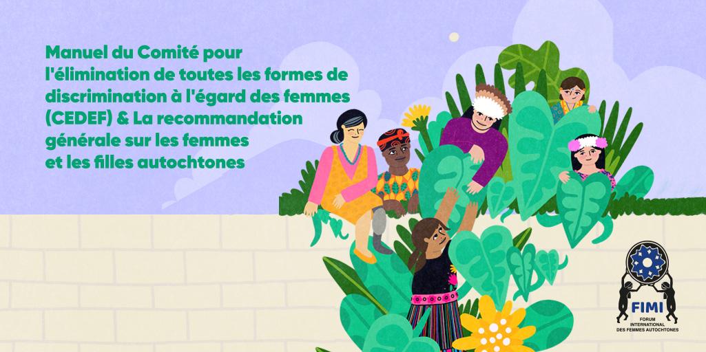Manuel du CEDEF & La recommandotion générale sur les femmes et les filles autochtones
