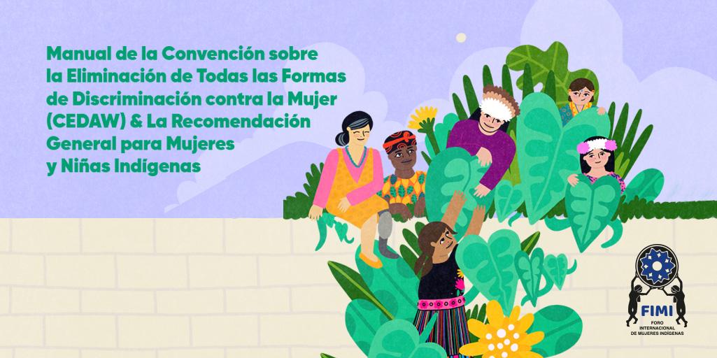 Manual sobre la CEDAW y La Recomendación General sobre mujeres y niñas indígenas