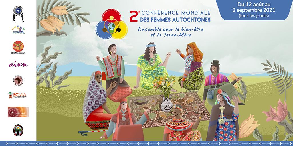 De la Première Conférence mondiale des Femmes autochtones à aujourd'hui : un parcours stratégique